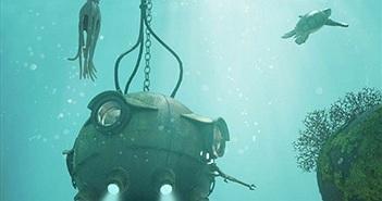 Lần lặn sâu kỷ lục xuống biển phát hiện điều kinh ngạc