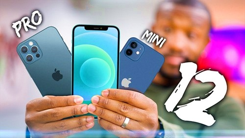 4 phiên bản iPhone 12, biết chọn bản nào?