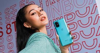 Mở hộp OnePlus 8T 5G: Thiết kế đổi màu, màn hình 120Hz, sạc nhanh 65W, quà 3 triệu