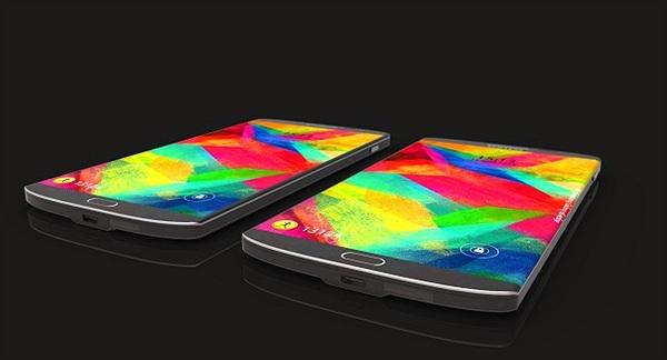 Xuất hiện concept đẹp lung linh về bộ đôi Samsung Galaxy S6