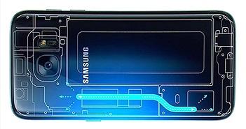 Ống tản nhiệt tiếp tục là lựa chọn trên các smartphone cao cấp của Samsung trong năm 2018