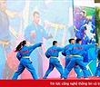 Đồng diễn võ thuật tại 4 thành phố, Tổ chức Giáo dục FPT xác lập kỉ lục Việt Nam