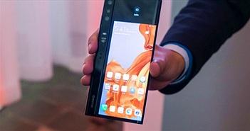 """Huawei Mate X 5G bán """"chạy"""" không kém Galaxy Fold"""