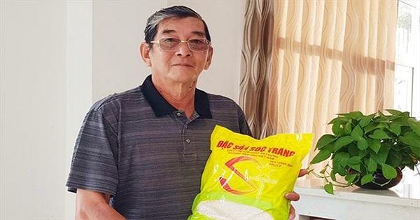 Hành trình lai tạo hạt gạo ngon nhất thế giới của kỹ sư Hồ Quang Cua
