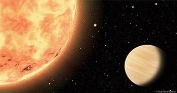 """Phát hiện hành tinh """"hỏa ngục"""" ở sa mạc Hải Vương Tinh"""