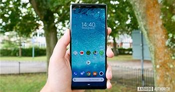 Cuối cùng Sony cũng công bố danh sách smartphone lên Android 10