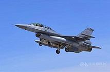 Phi đội F-16 Đài Loan dừng hoạt động sau tai nạn liên tiếp