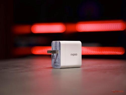 Đánh giá củ sạc Rapoo PA65 công suất 65W giá 600.000 đồng