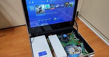 PlayStation 4 di động tự chế: chiến game mọi lúc, mọi nơi