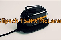 Review Klipsch T5 II McLAREN Edition, case chống nước đỉnh, âm mộc cân bằng