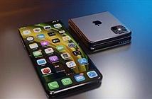 Rò rỉ iPhone màn hình gập thiết kế giống Galaxy Z Flip