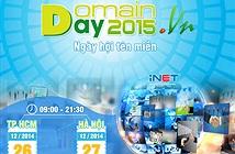 """Nghe chuyên gia """"mách chiêu"""" đầu tư tên miền tại Domain Day 2015"""