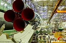 """""""Đột nhập"""" cơ sở sản xuất tên lửa đẩy của Nga"""