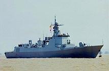Mỹ lo bị Trung Quốc vượt mặt về số lượng tàu chiến