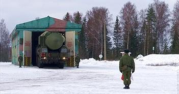 Nga đối phó NATO bằng tên lửa liên lục địa Yars?