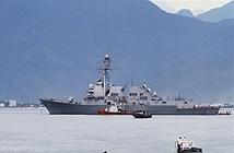Tàu hộ vệ tên lửa của Hải quân Mỹ sắp thăm Đà Nẵng