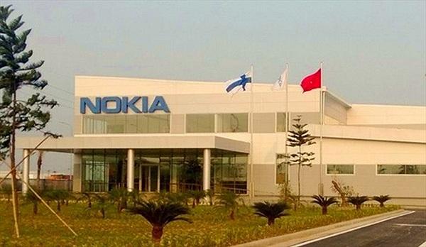 Nhà máy của Nokia tại Việt Nam chính thức đổi tên