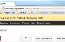 Hướng dẫn sửa lỗi shockwave flash trên Google Chrome