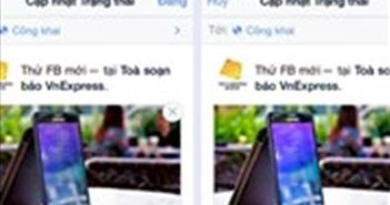 Facebook thêm tính năng chỉnh sửa sáng, tối khi đăng ảnh