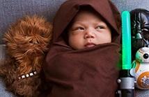 Con gái Mark Zuckerberg được bố hóa trang theo phong cách Star Wars