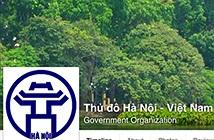 Hà Nội bắt đầu mở kênh tương tác trên Facebook