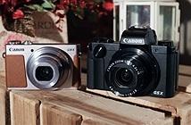 Canon vẫn đầu tư vào máy ảnh compact