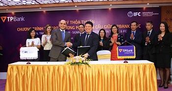 TPBank nhận được 10 triệu USD từ IFC