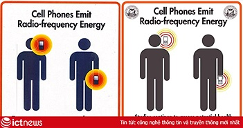 Califonia cảnh báo không nên giữ điện thoại bên mình quá lâu, nhất là khi đi ngủ