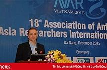 Tháng 1/2018: Huyền thoại bảo mật thế giới Mikko Hypponen sẽ tọa đàm cùng các chuyên gia Việt Nam