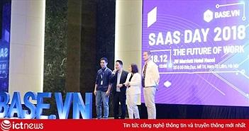 """CEO Base: Phần mềm trong doanh nghiệp Việt đang có xu hướng """"lên mây"""""""
