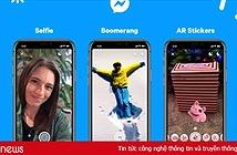 Facebook giới thiệu nhiều tính năng chụp ảnh mới cho Messenger