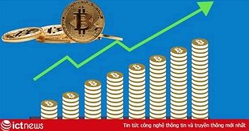 Giá Bitcoin hôm nay 18/12: Tăng chóng mặt, vượt ngưỡng 3.500 USD