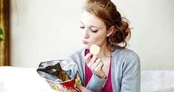 Những lỗi sai cơ bản trong ăn uống