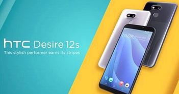 HTC bất ngờ ra mắt Desire 12s với giá chỉ 194 USD
