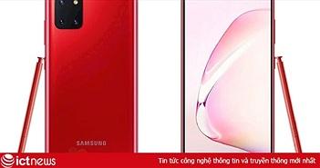 Galaxy Note 10 Lite lộ ảnh báo chí: Kết hợp hoàn hảo giữa Note 10 và S11