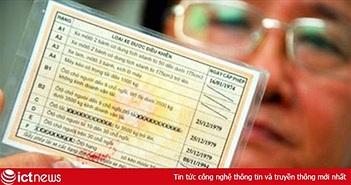 Hướng dẫn đổi giấy phép lái xe trên mạng