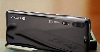 ZTE Axon 10s Pro hỗ trợ 5G chuẩn bị trình làng