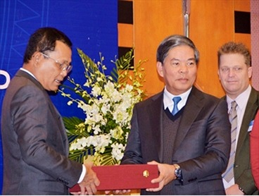 Việt Nam nhận chức Chủ tịch Ủy hội Quốc tế Mekong