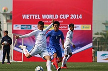 """42 cầu thủ ngoại tham gia giải đấu """"Viettel World Cup 2015"""""""