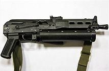 10 loại súng tiểu liên lợi hại nhất