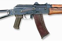 AKS-74U - Súng trường tấn công đội lốt tiểu liên