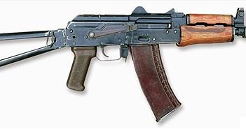 """AKS-74U - Súng trường tấn công """"đội lốt"""" tiểu liên"""