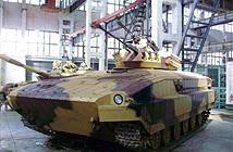 Ukraine hồi sinh xe chiến đấu bộ binh T-64 hàng khủng