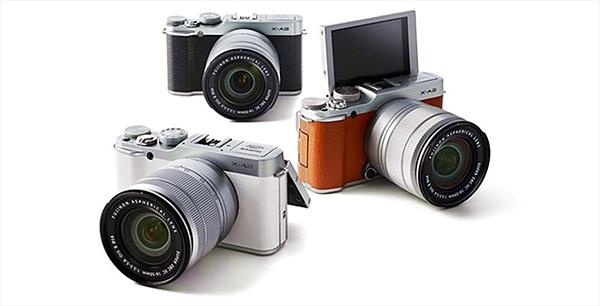 Fujifilm ra mắt máy ảnh mirrorless X-A2 với màn hình lật và Wi-Fi