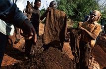 Apple, Samsung bị tố sử dụng lao động trẻ em châu Phi