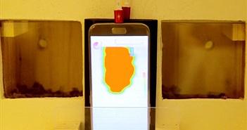 Ra mắt cảm biến radar hỗ trợ nhìn xuyên tường