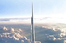Arab Saudi xây tháp chọc trời cao nhất thế giới