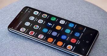 Samsung sẽ tích hợp cảm biến vân tay và cả camera lên trên màn hình