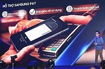 Dấu ấn công nghệ 2017 Samsung Pay cho giải pháp thanh toán di động tại Việt Nam