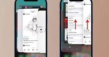 Cách thoát nhiều ứng dụng cùng lúc trên iPhone